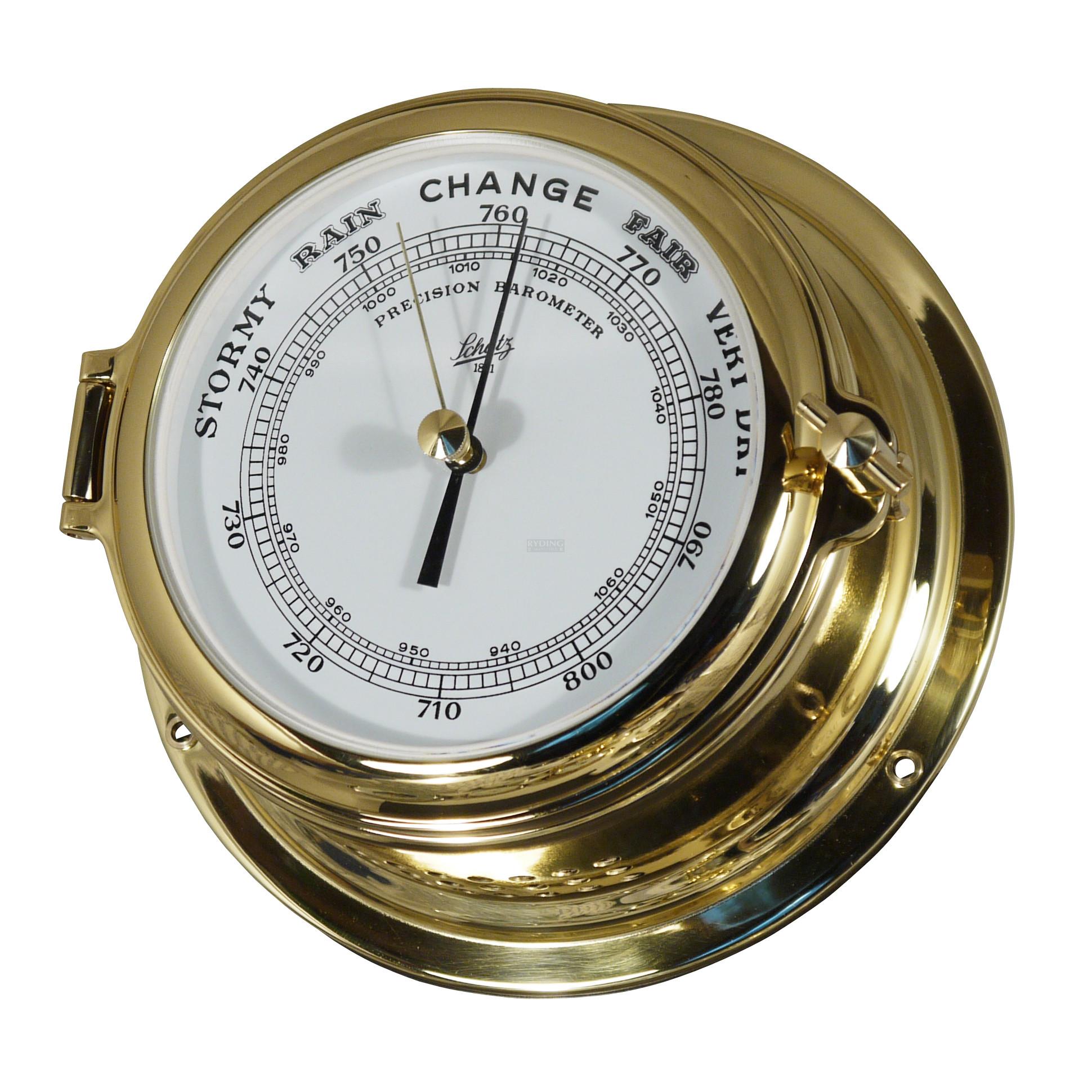 Schatz Barometer mm, Hg, hPa