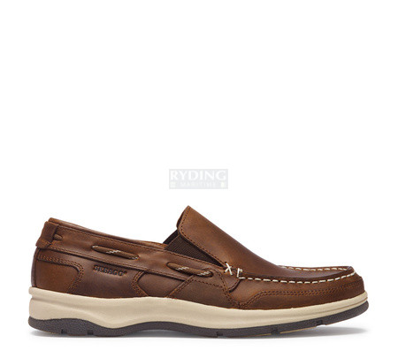 Sebago Brice Twin Gore Walnut Leather