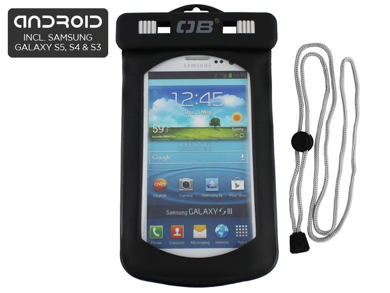Overboard Android case