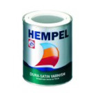 Hempel Dura-Satin Varnish - 375ml
